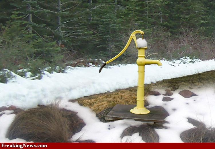 Construir Bomba Agua Manual