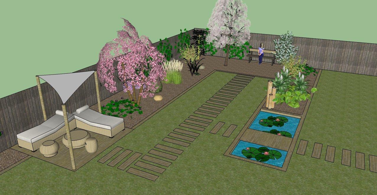 ayuda para dise ar mi jard n trasero p gina 2 On diseñar mi jardin