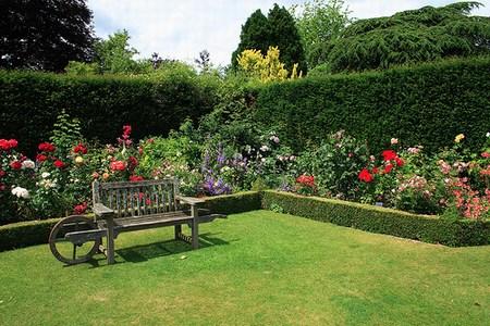 Jardines espectaculares imagui for Jardines naturales pequenos
