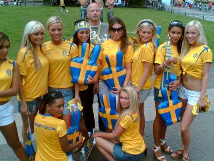 Chicas suecas, conquista a las más hermosas del mundo!!