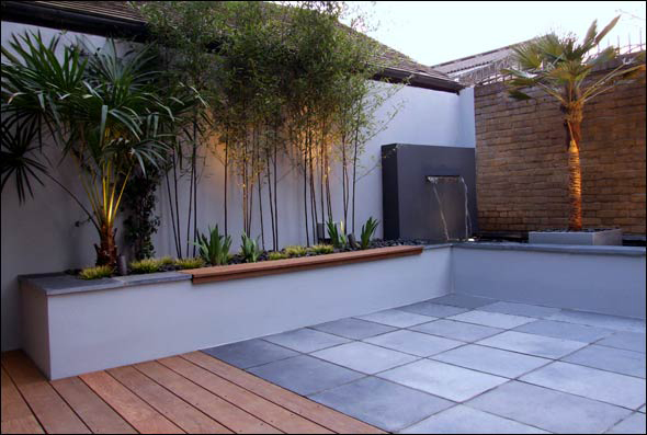 Dise ar un jard n econ mico reto p gina 2 for Como decorar una jardinera exterior