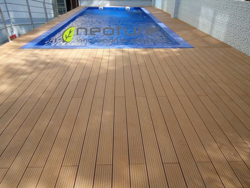 Baldosas para terraza que no necesite mantenimiento for Cubrir suelo terraza
